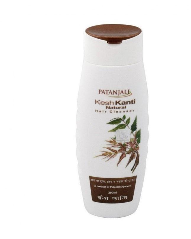 7ff55b2be Orignal Patanjali Kesh Kanti Hair Cleanser Natural herbal Shampoo - 200ml