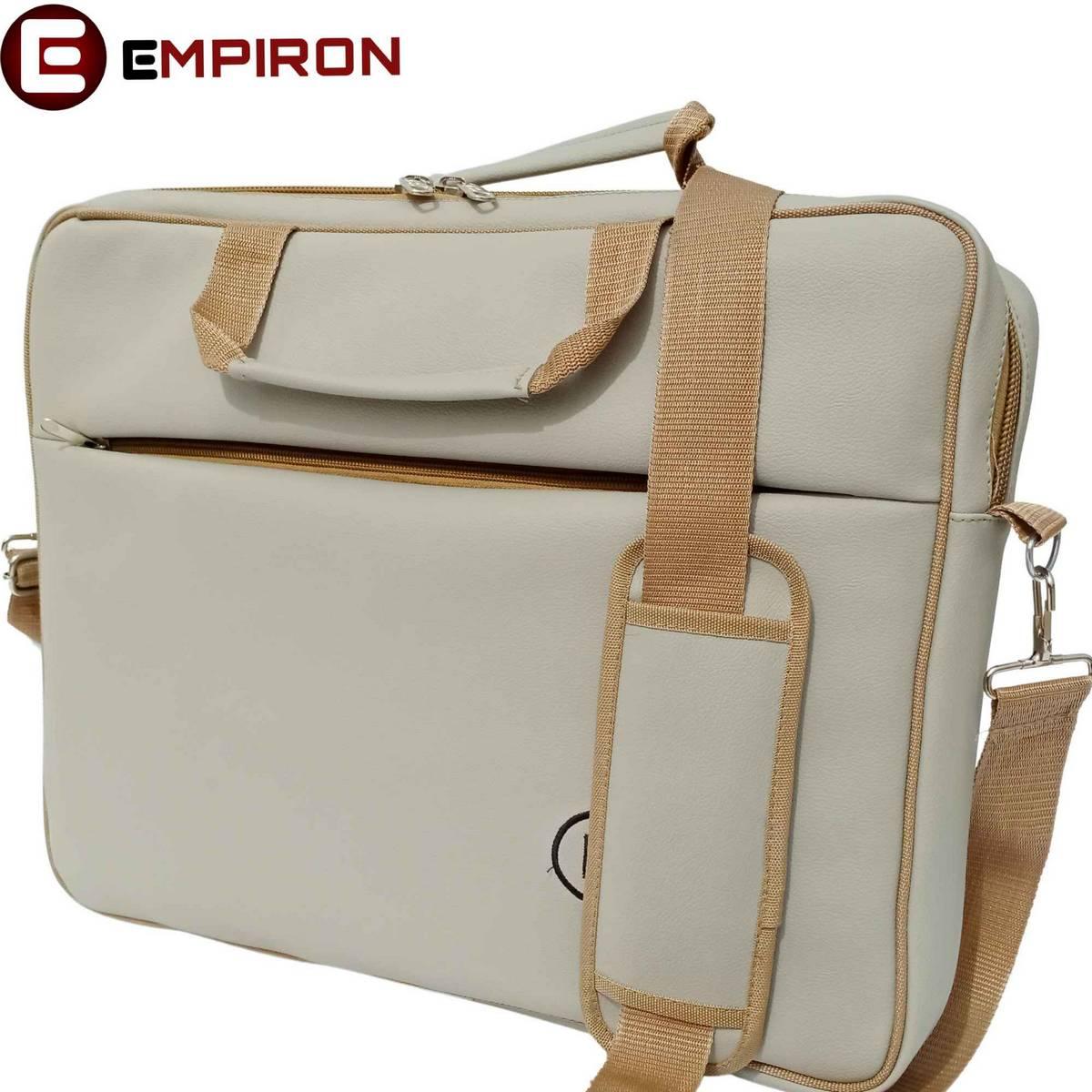 EMPIRON Laptop Bag PU Leather luxury notebook bag promotional laptop sleeve Waterproof Bag ELBSF02