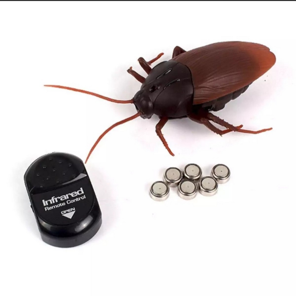 Giant Remote control Wireless Cockroach For Playing & Kidding Toy