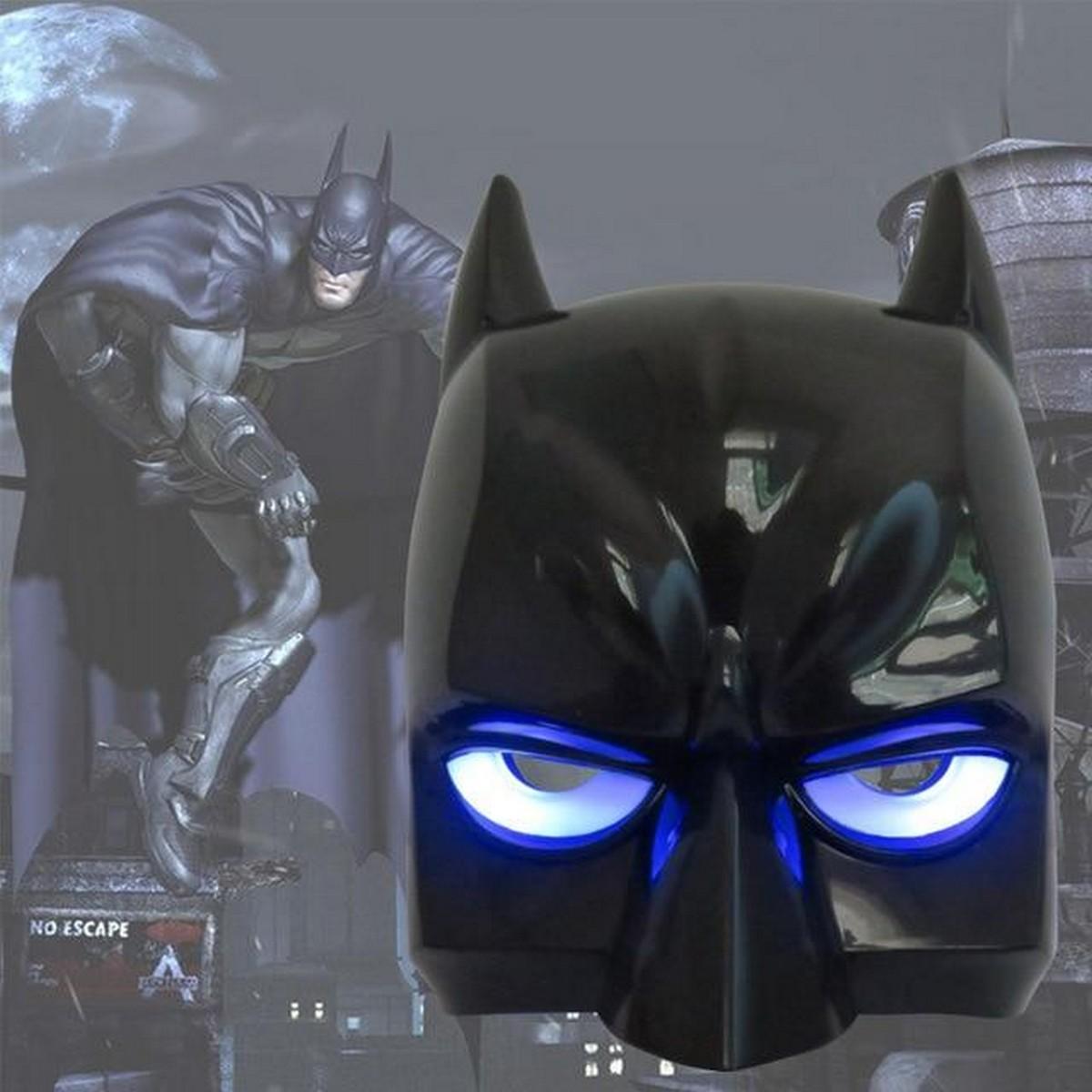 Super Hero Batman Toy Mask Led light Mask
