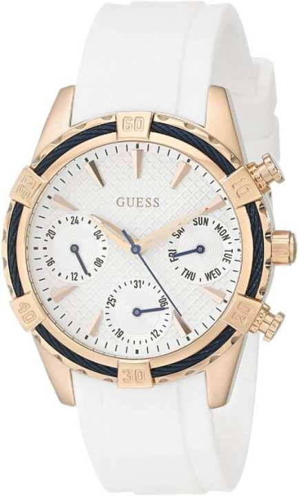 Guess LADIES CATALINA CHRONOGRAPH WATCH W0562L1