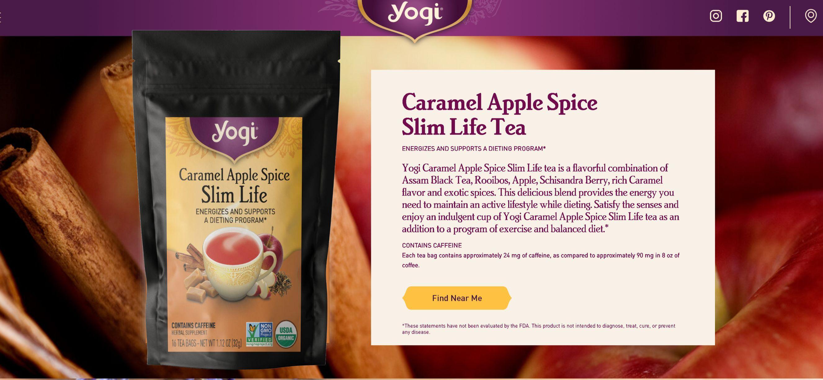 Yogi Tea: Yogi Tea Official Online
