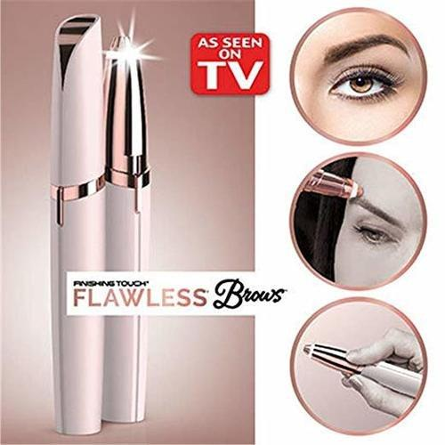 Flawless Women Painless Hair Remover Face Facial Hair Remover Buy