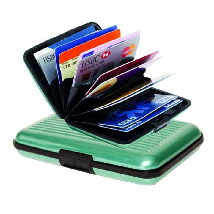 Aluma Wallet Purse Credit Card ATM Money Holder