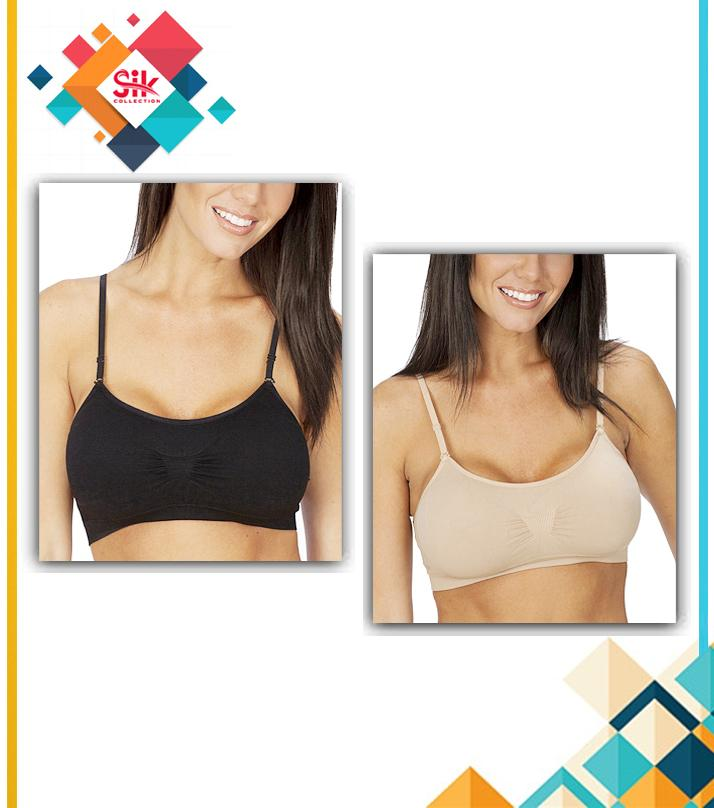 4390984e6a7b9 Pack of 1 - Imported Sports Bras For Women
