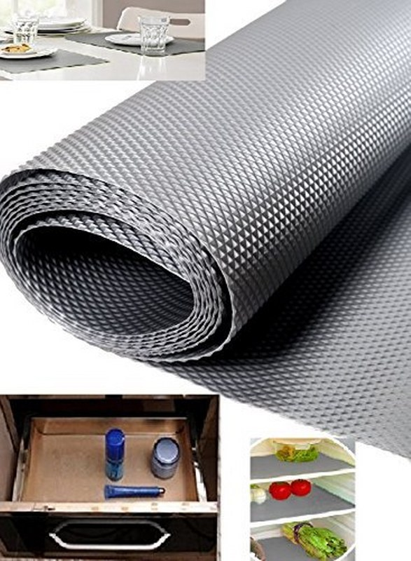 New Multipurpose Non-Slip Mat - Ideal For Home And Office use, cars, caravans - anti slip mat roll - keeps items in place, protects furniture - can be cut to any size easily