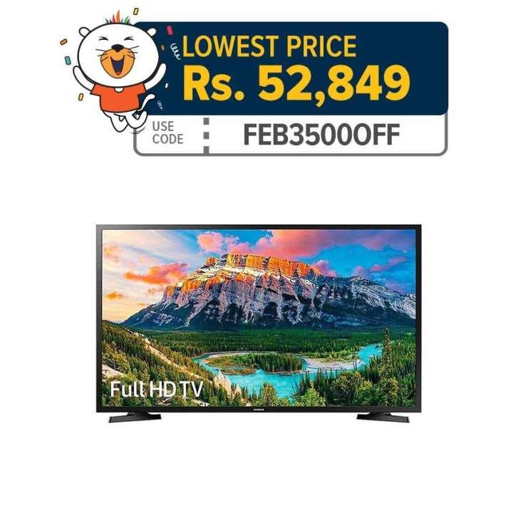 "Samsung 40"" Full HD LED TV N5000 Series 5"