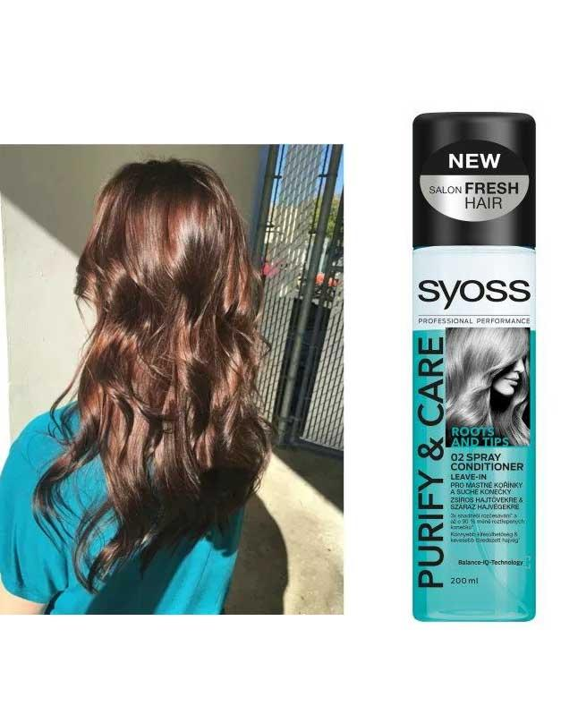 Tips Spray Conditioner Leave In 200ml