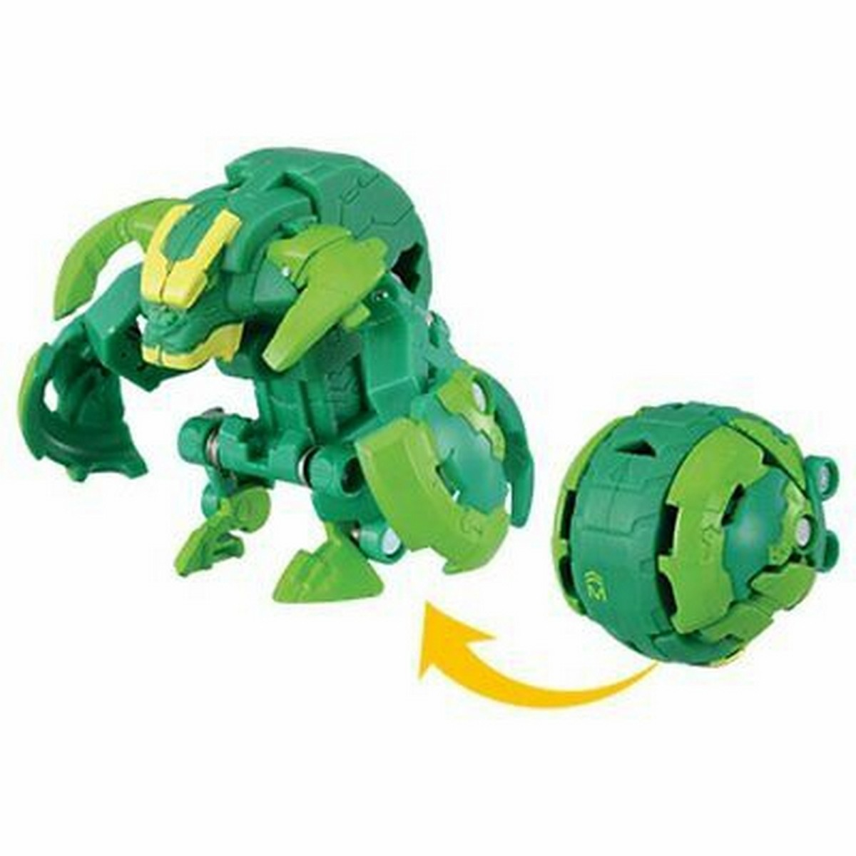 Bakugan Deformation Ball Battle Planet Figure