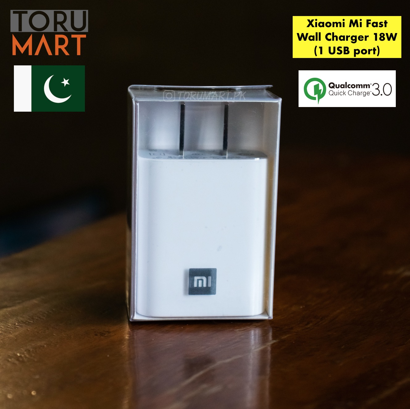 Mi USB Fast Charge (18W) Wall Charger