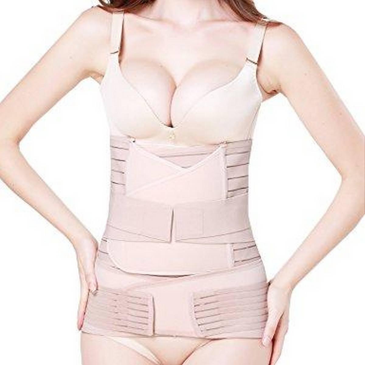 Postpartum Recovery Body Shaper Belt Slimming Maternity Band Belly Waist Shape wear