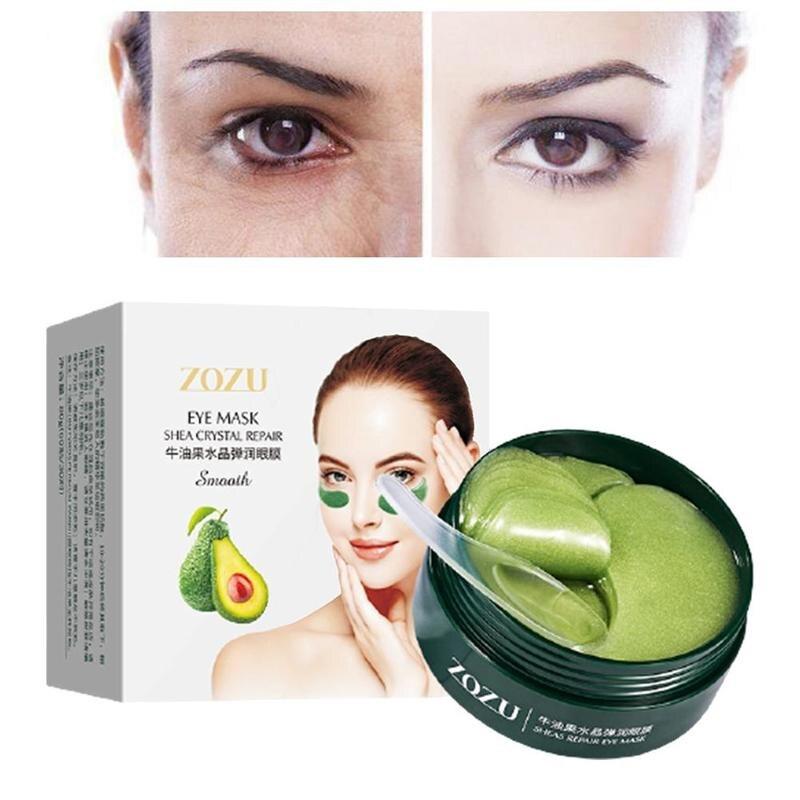 ZOZU Eye Mask Shea Crystal Repair Skin 80g -ZOZU42786