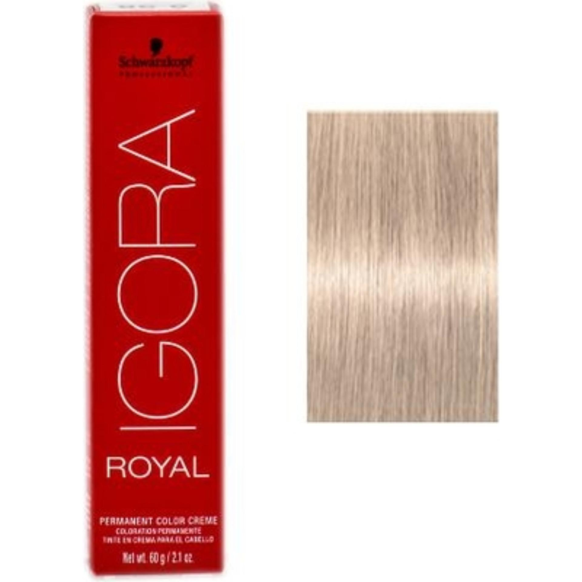 f181609491 Schwarzkopf Igora Royal Natural Hair Color - Special Blonde Silver 12-1
