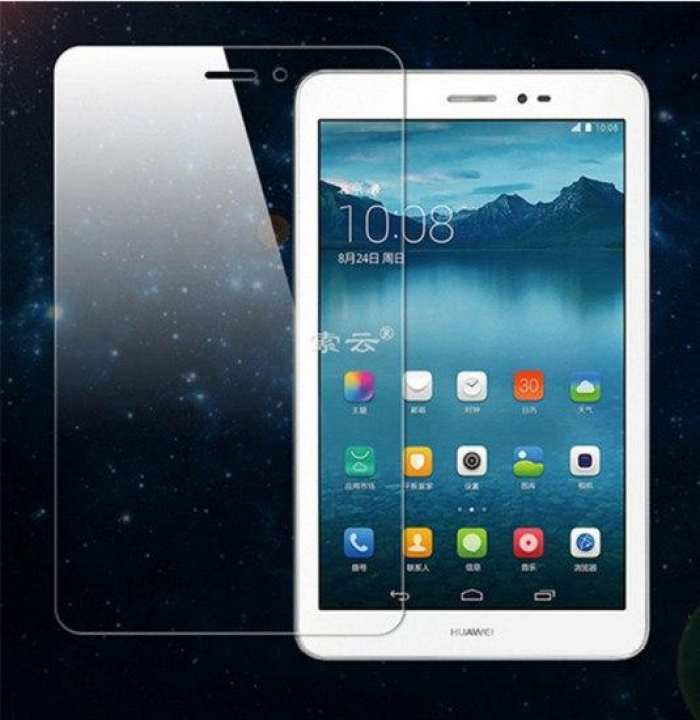 Huawei Mediapad T1 8 Inch Screen - Tempered Glass Protector - Transparent