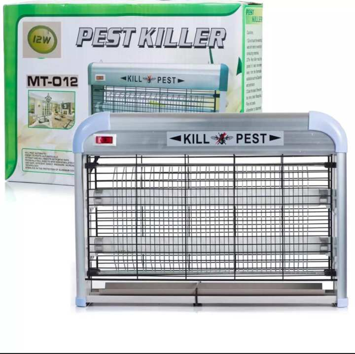 20W Powerful Electric UV Fly insect Mosquito Wasp Pest Killer Zap Control Bug Zapper Trap MT-020