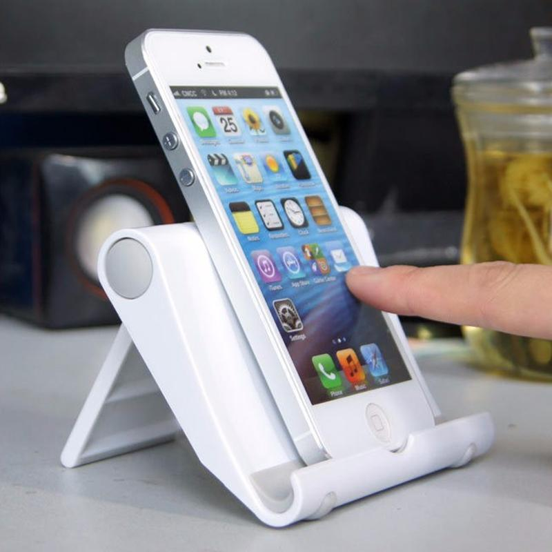 Mobile Phone Stand Holder Universal desktops Cell Phone Stand Flexible Desk Holder Stand