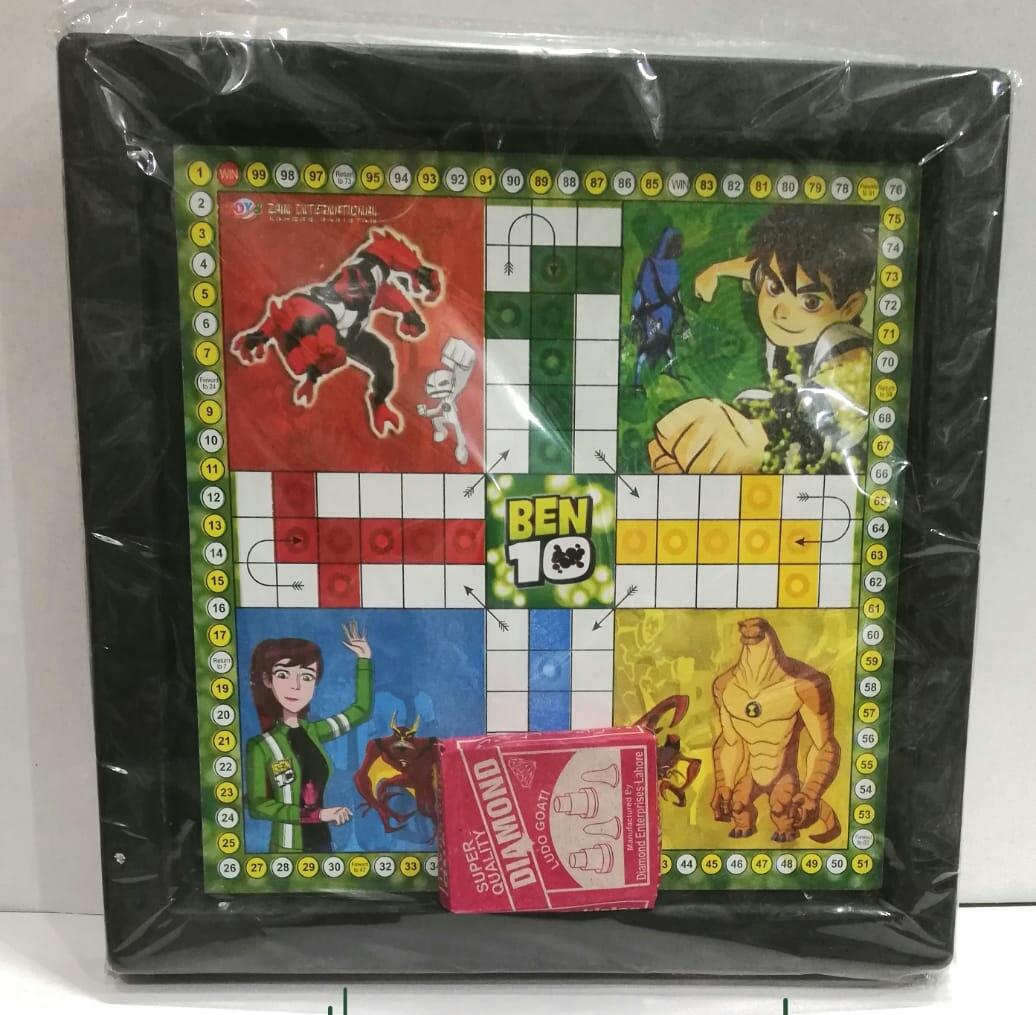 CLASSIC BOARD GAMES LUDO TOY FOR GIRLS/BOYS
