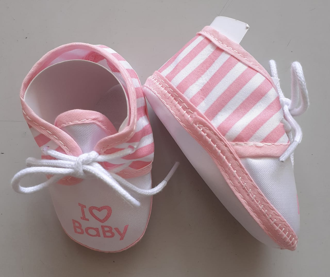 Cotton Booties For Babies