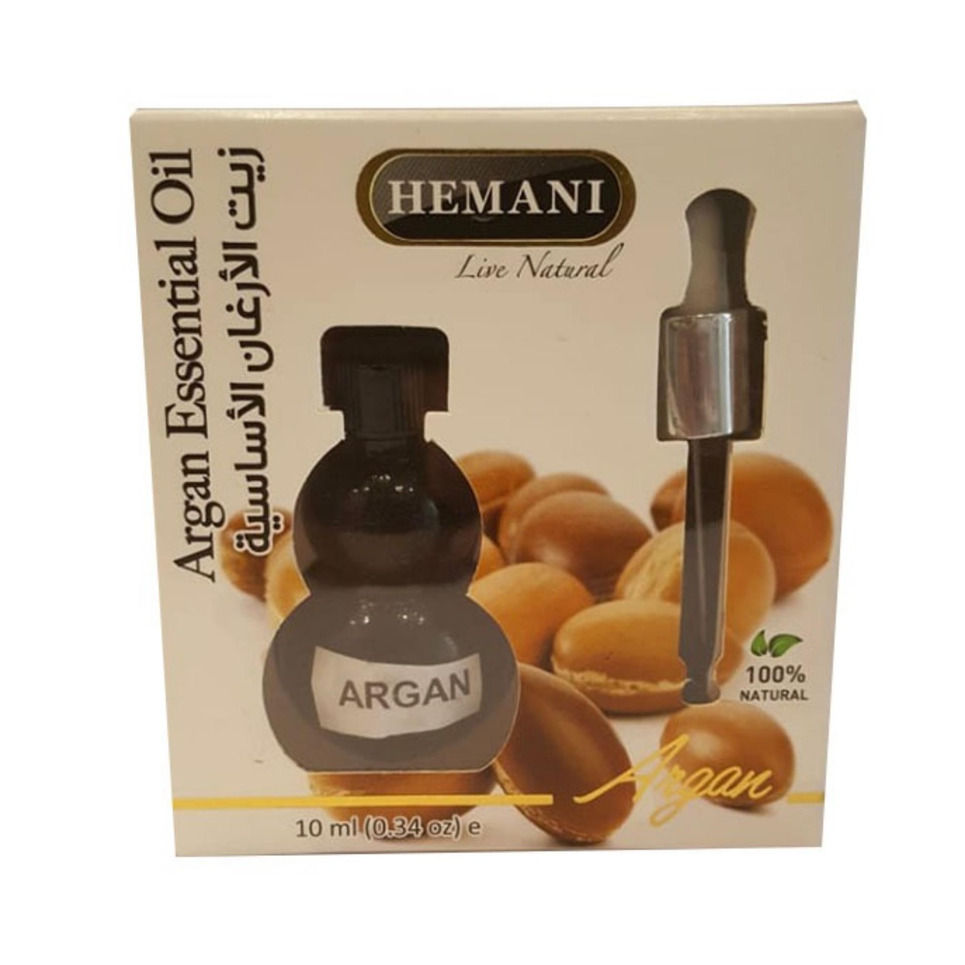 Hemani Argan Essential Oil 10ml