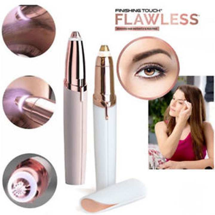 Flawless Women  Eyebrow Trimmer Electric Hair Remover