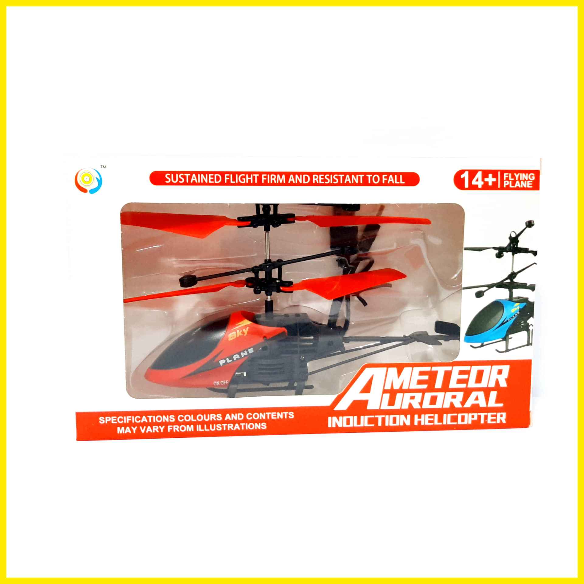 Rechargable Hand Sensor Control Flying Helicopter For Kids