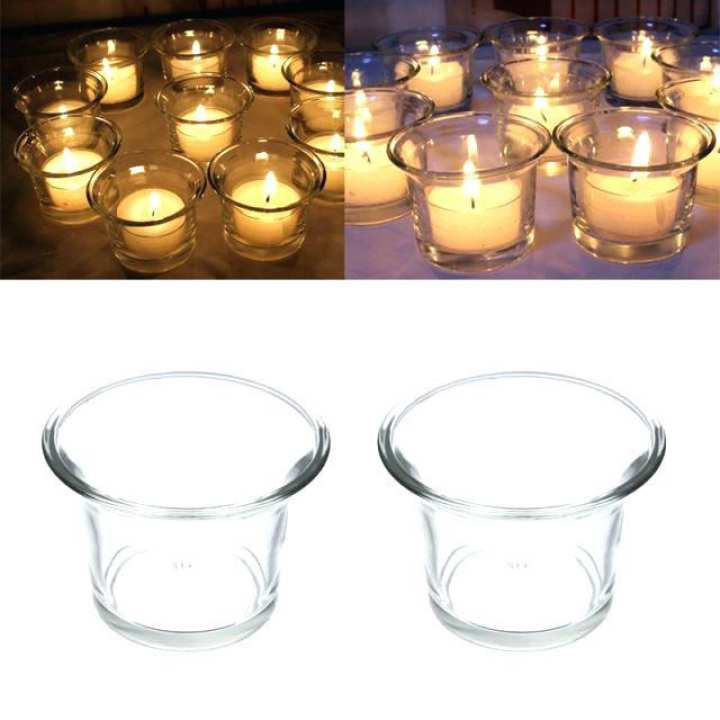 Set of 4 Romantic Floating Tea Light Home Decoration Candle Holder sets 4 pieces/order