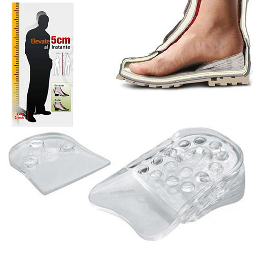 Elevate 5Cm B Tall In An Instant 2-Layer Height Increase Shoes Sole: Buy  Online at Best Prices in Pakistan   Daraz.pk