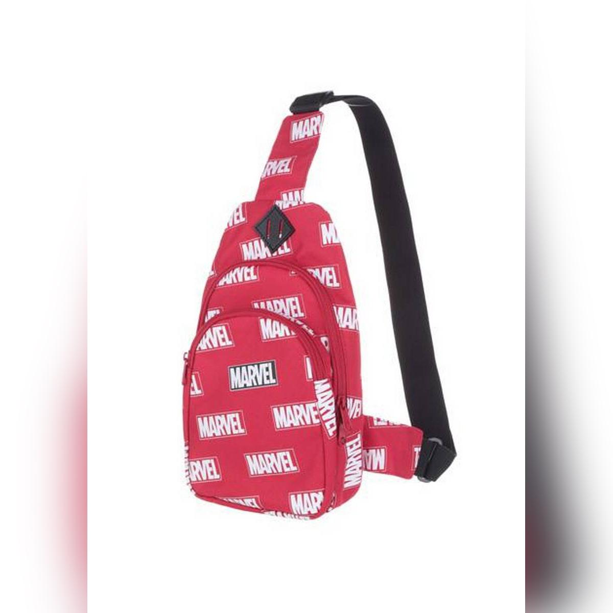 MARVEL- Sling Bag (Red)-2007157512101