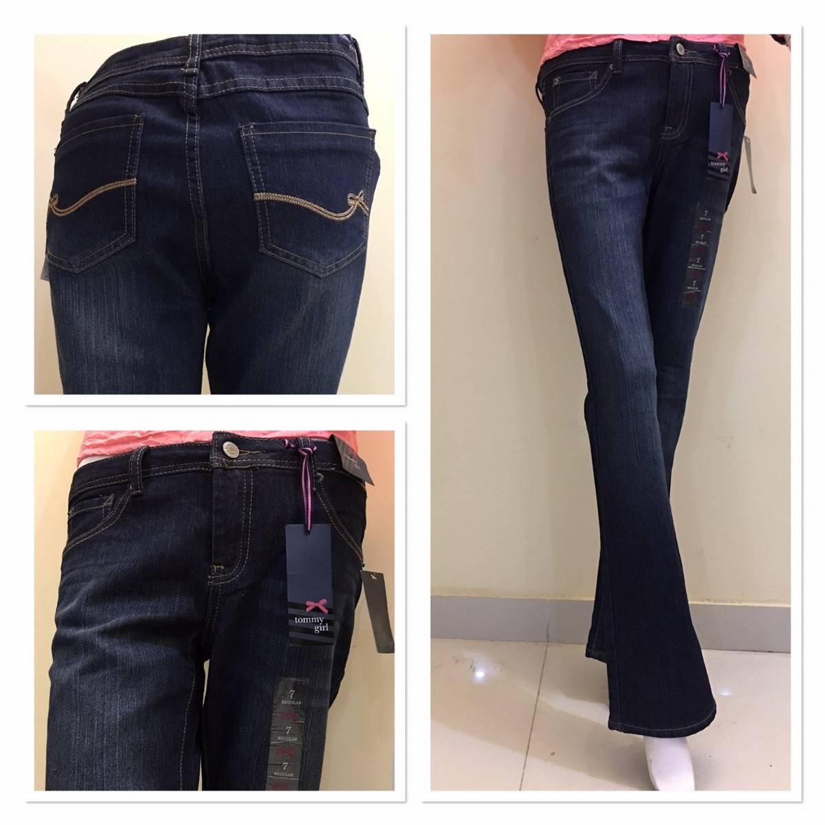 jeans for girls bell bottom style