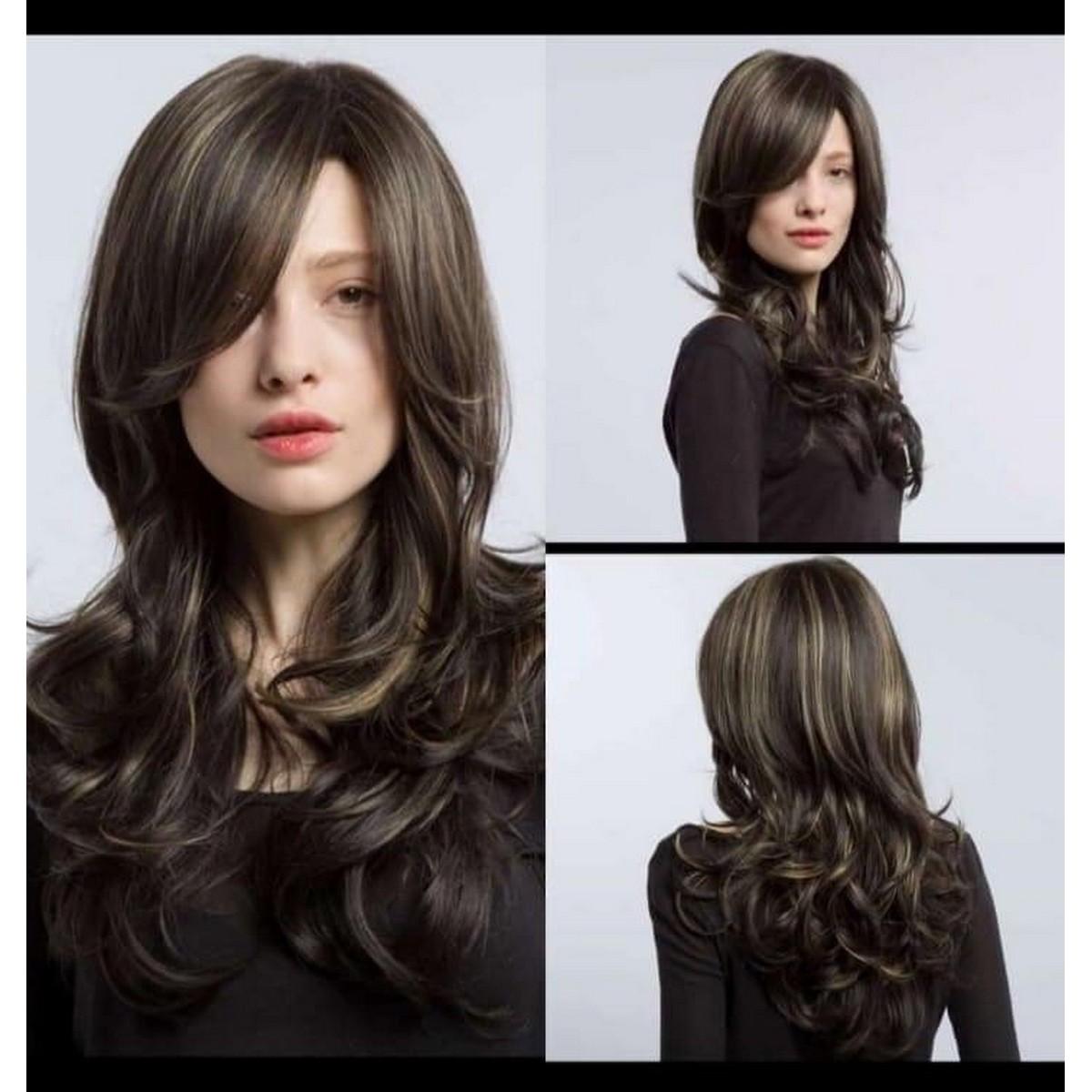 New kashees full head wig-Natural hairs color