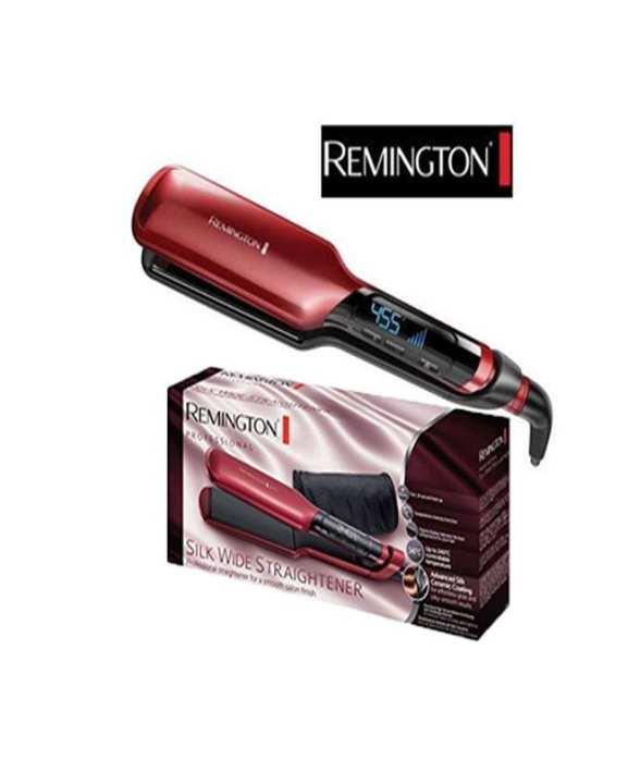 Silk Wide Straightener - Red - S9620