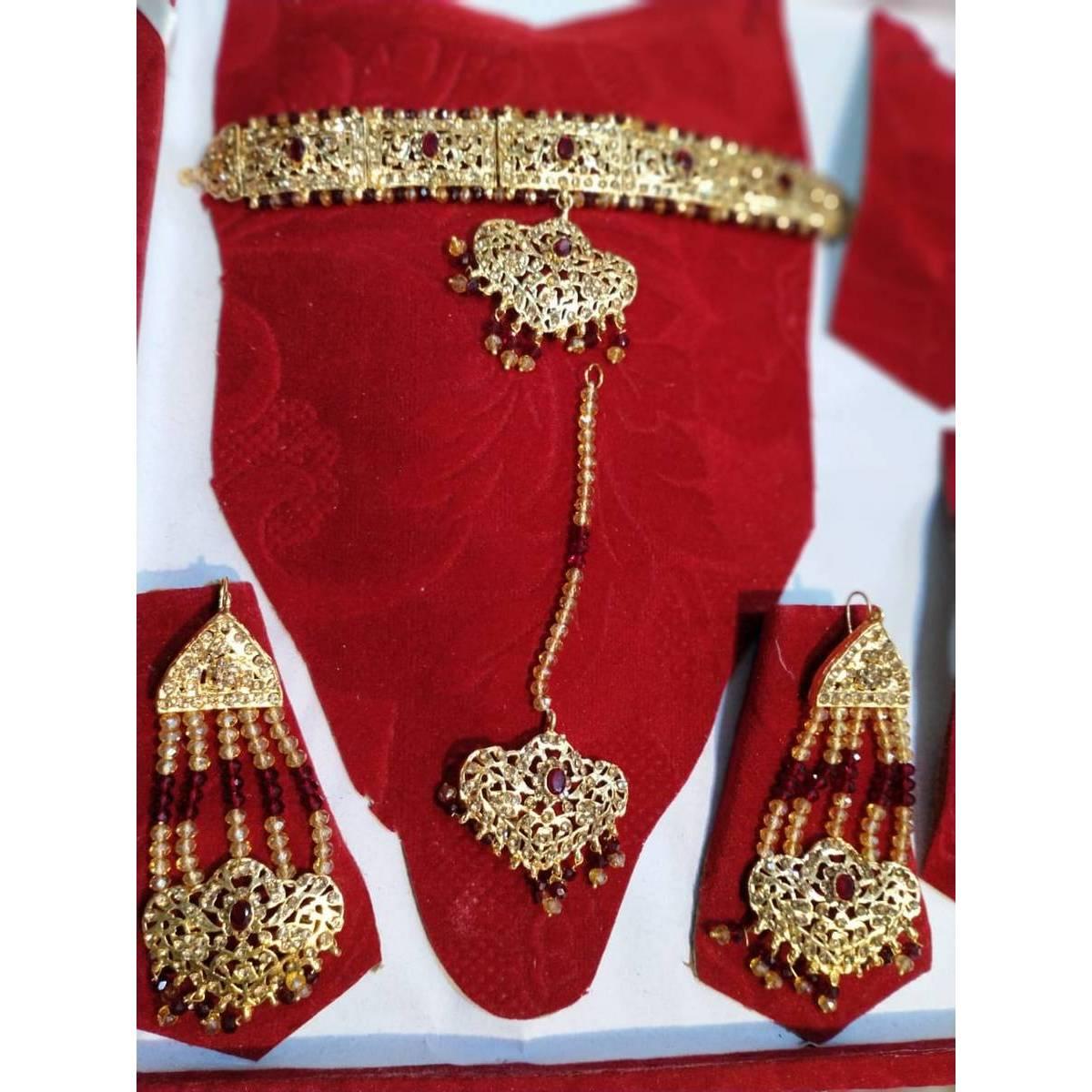 Girls New Style Trendy Jewellery Set