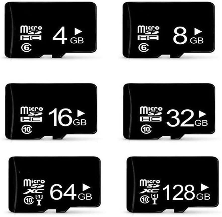 Micro SD Memory Card For Digital Devices-2GB, 4GB, 8GB, 16GB, 32GB, 64GB, 128GB