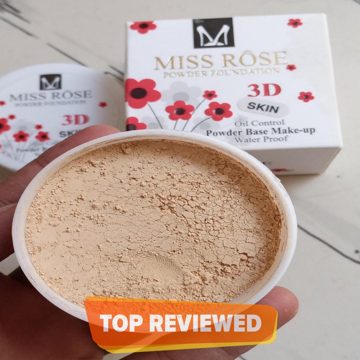 Foundation loose Powder