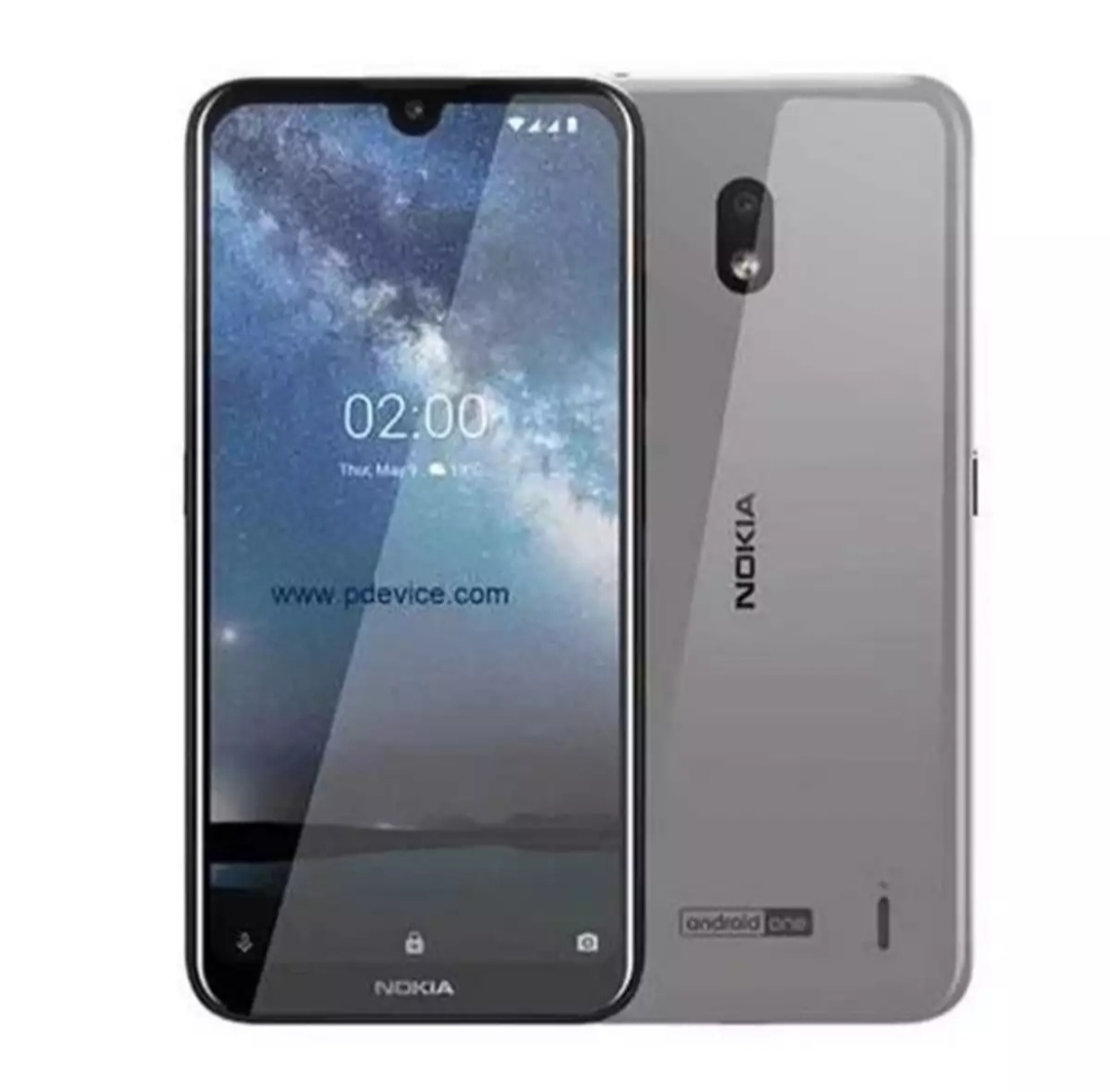 Nokia 3.2-6.3 Inches Hd Display -2gb Ram 16gb Rom With Face-unlock