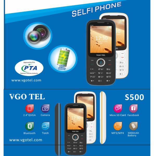 VGO TEL s500