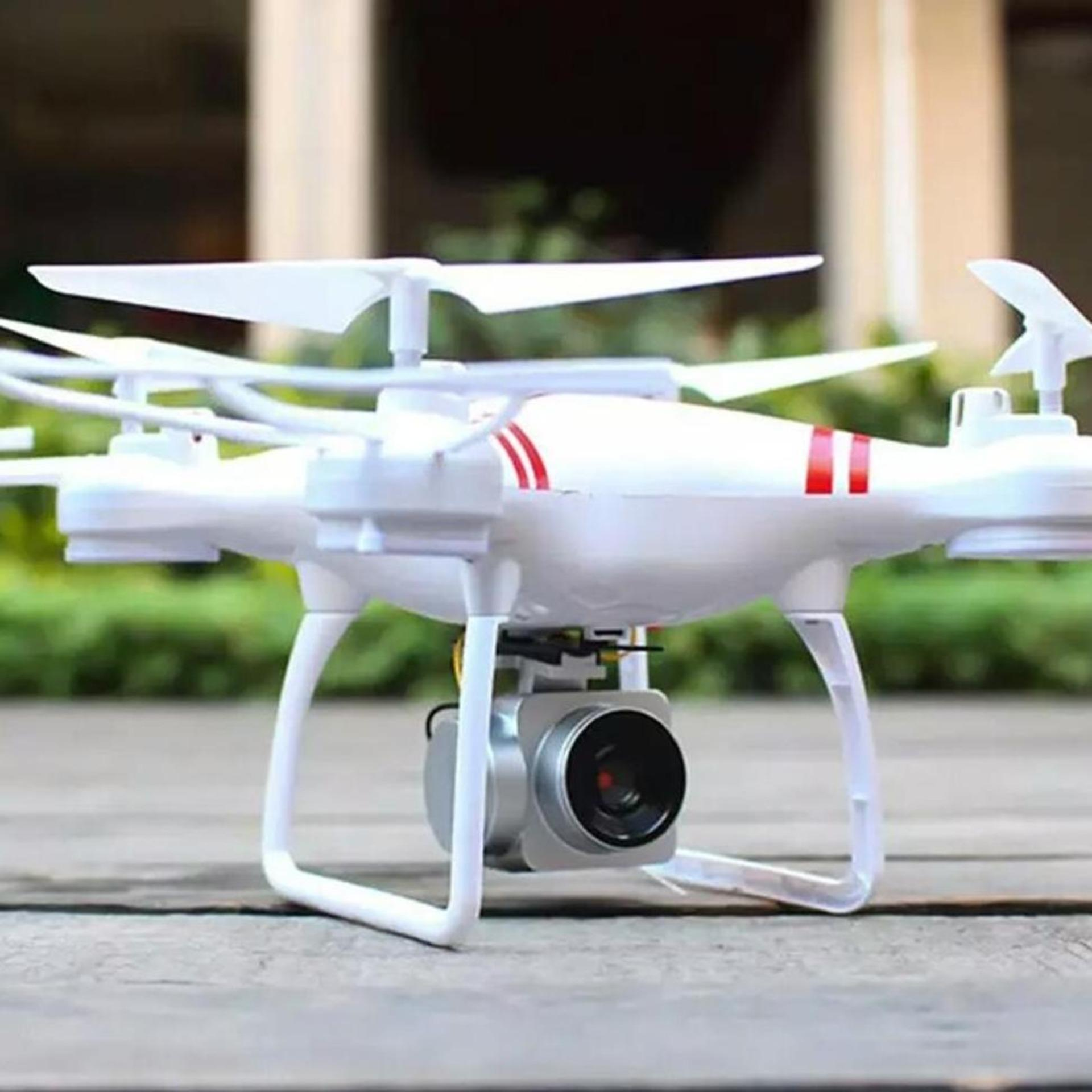 Quadrone K3C Headless RC Quadcopter Full HD Camera WiFi