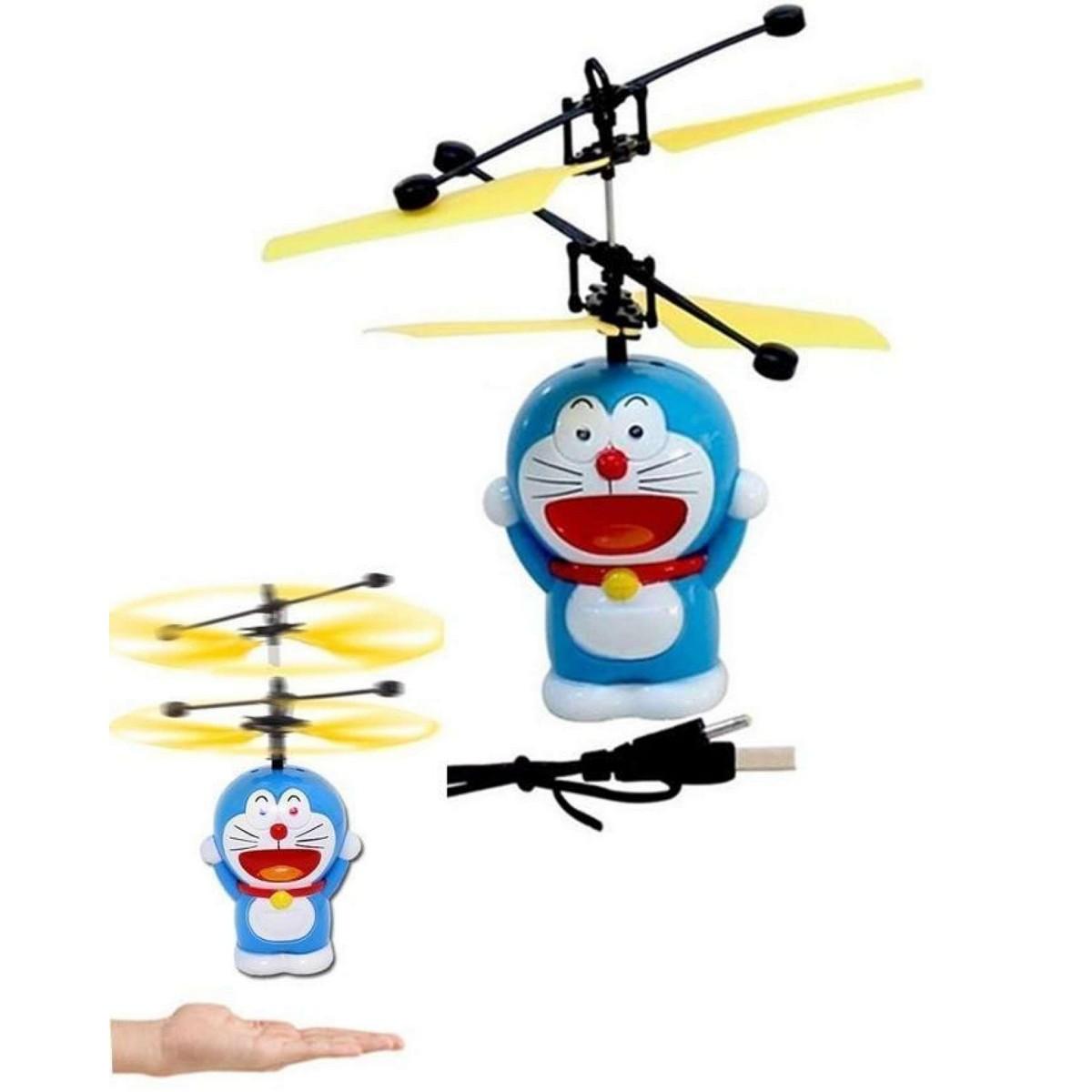 Flying Doraemon Toy For Kids