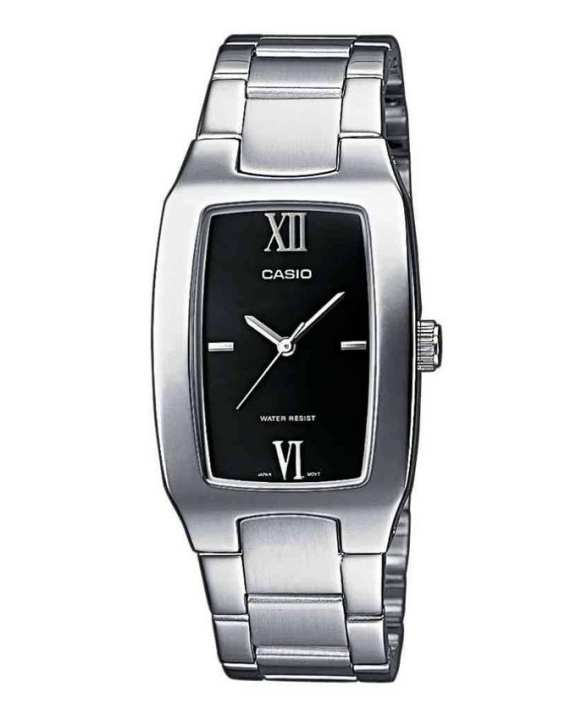Casio - MTP-1165A-1C2DF - Stainless Steel Watch for Men