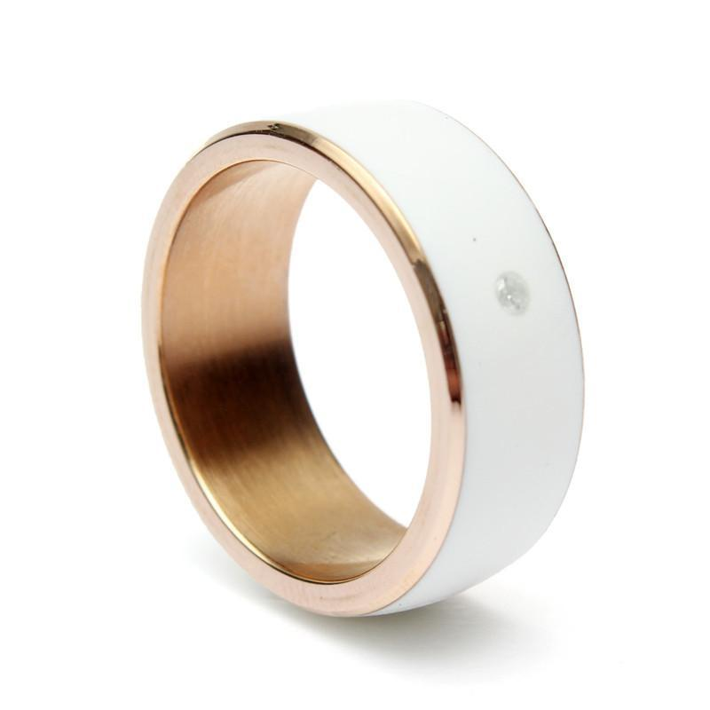 TimeR RING MJ02 NFC Magic Wear Smart Ring for Samsung HTC Sony LG Mobile  Phone 62 8mm