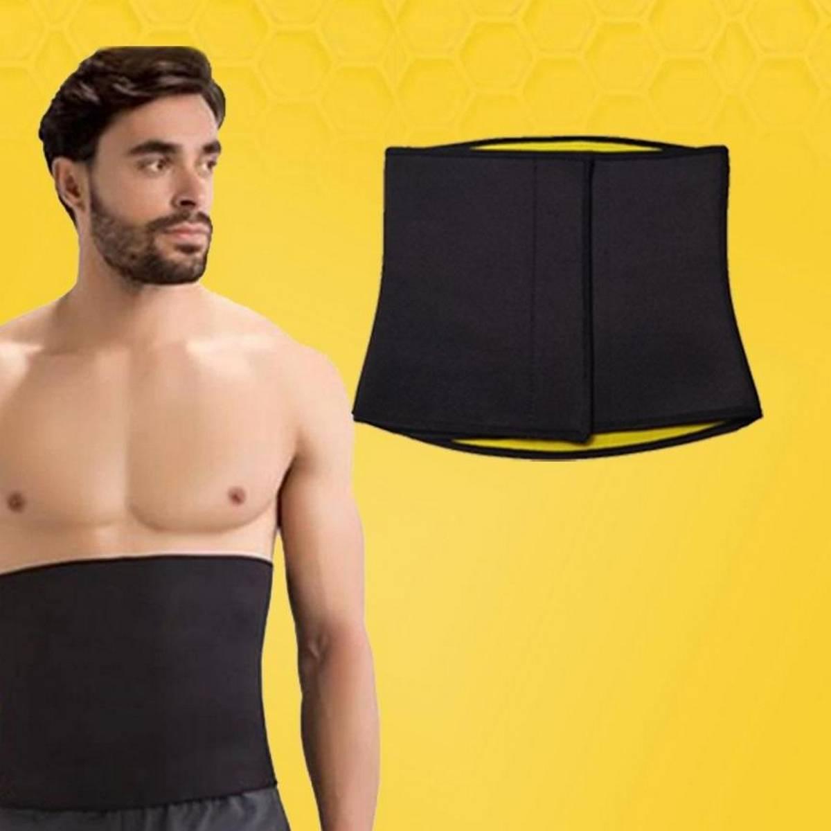 Hot Shapper Fat Burner, Weight Loss, Slimming Belt, Waist Shapper for Both Men & Women Product By Bravo Store