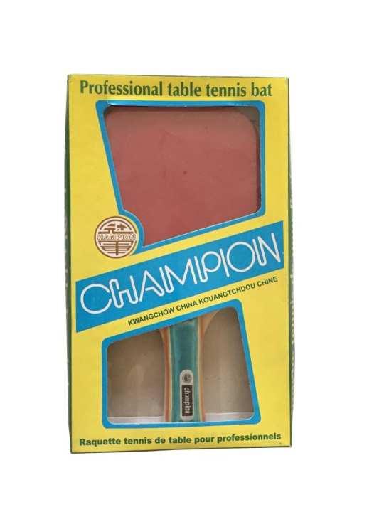 Champion Table Tennis Racket