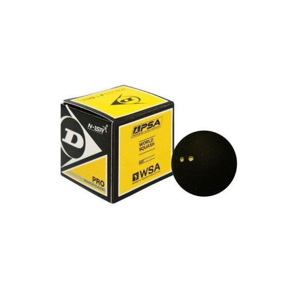 Dunlop squash ball