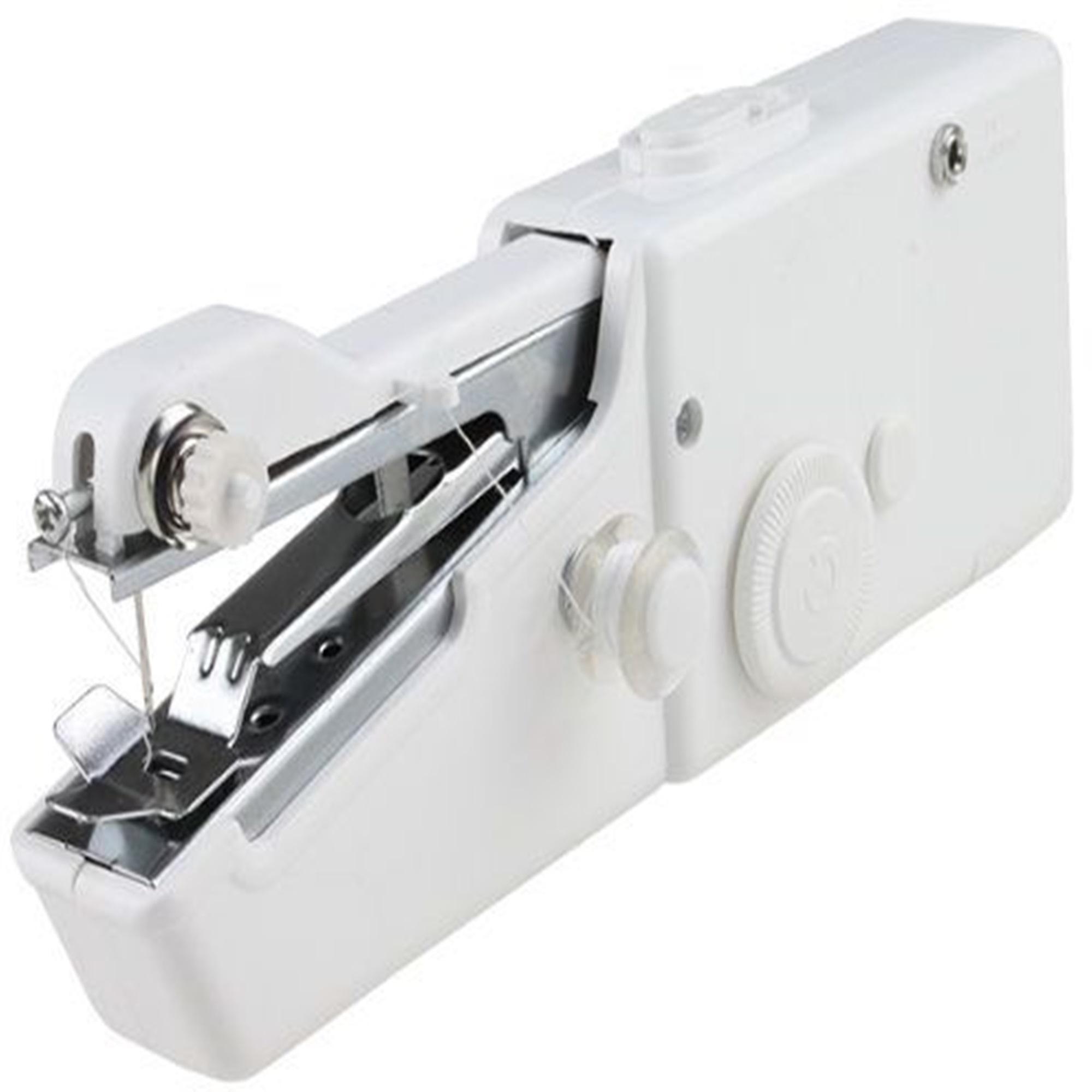 Auto Hand Sewing Sched Machine White