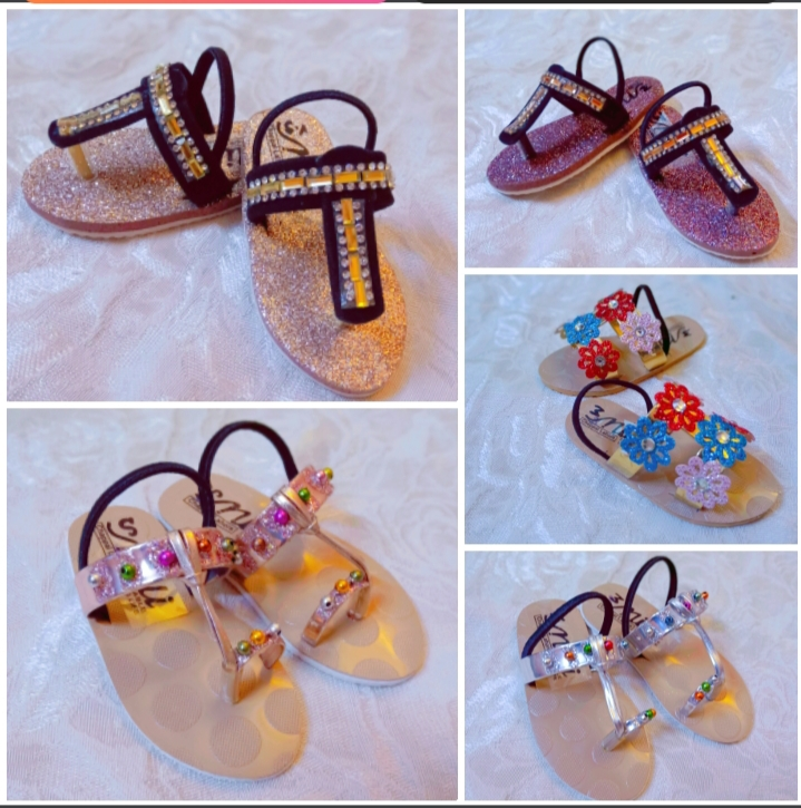 Small Baby Sandals - 2 to 12 months