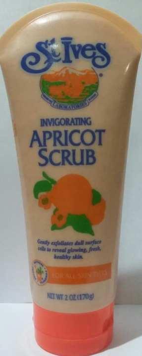 STLVES Invigorating Apricot Scrub 170g