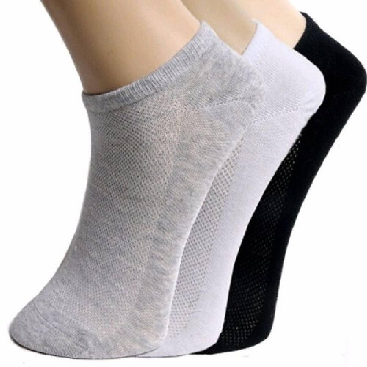 Pack Of 3 - 6 - 9 - 12 Ankle Sock For Men