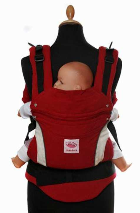 UltraSoft™ Infant baby carrier
