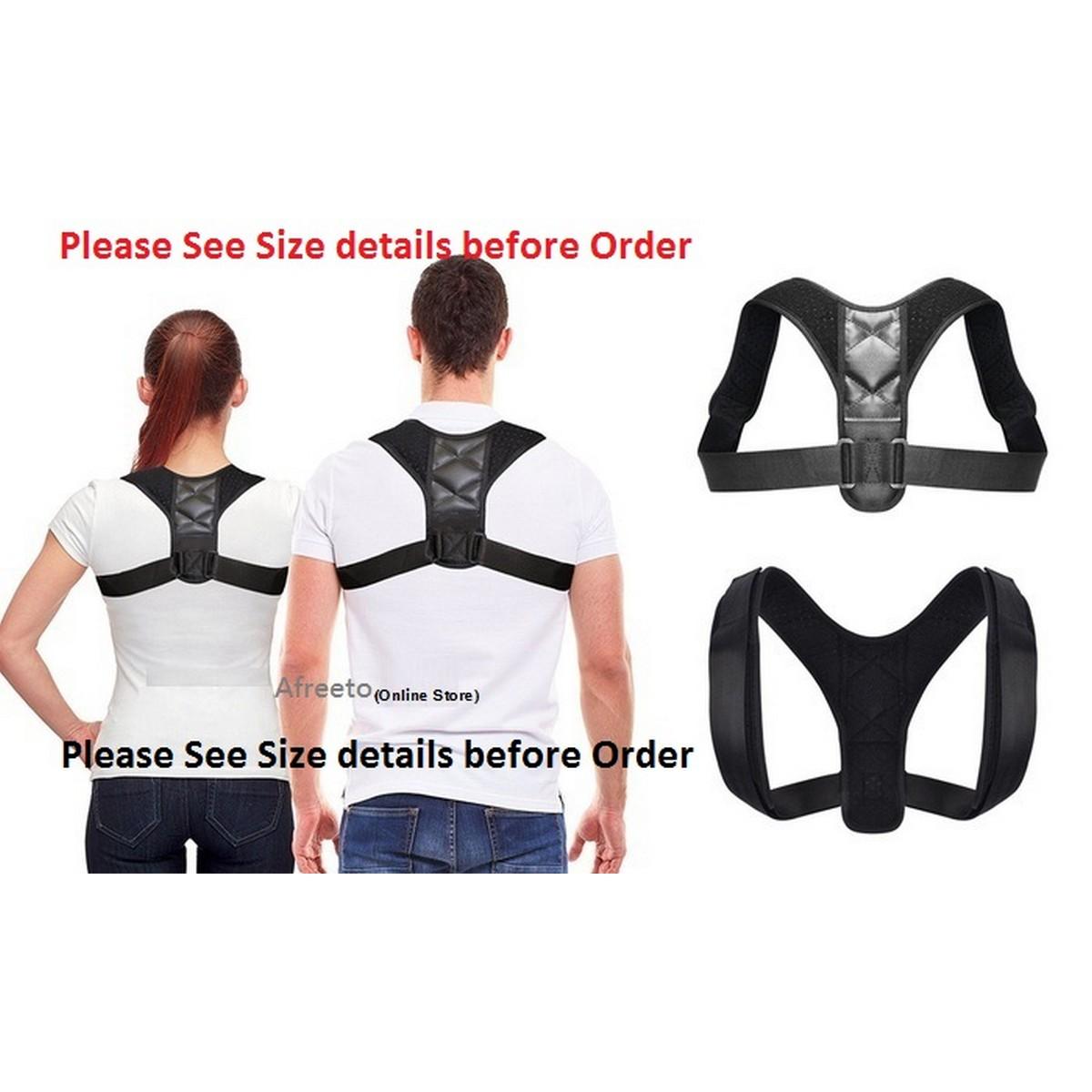 Body Posture Corrector Belt / Spine Shoulder Support