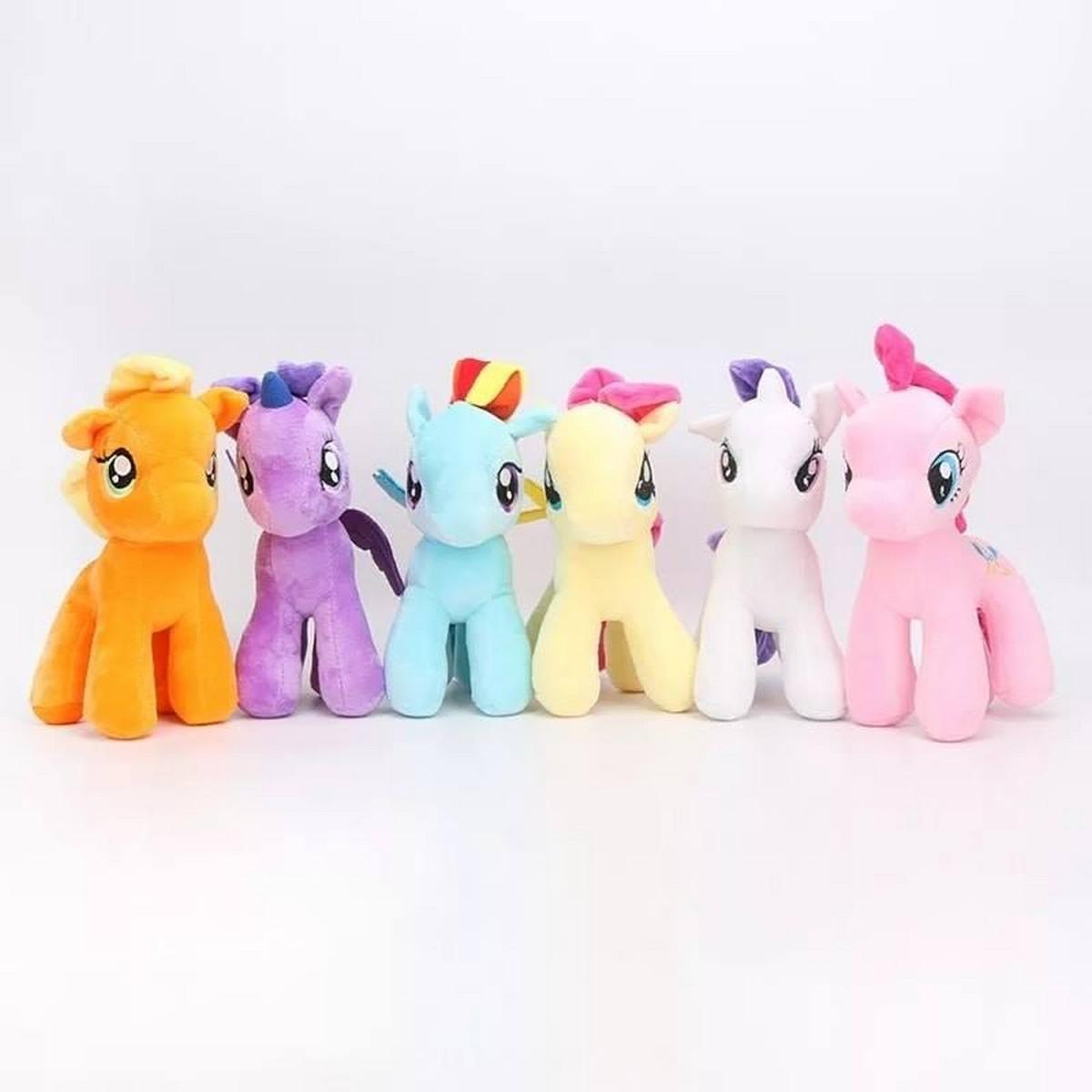 My Little Pony Toys Plush Soft Stuffed Dolls